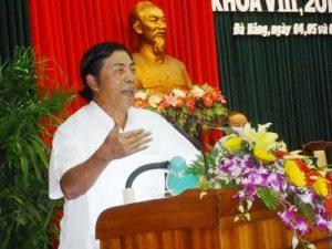 """Ông Nguyễn Bá Thanh: """"Vấn đề là phải có người chịu trách nhiệm cá nhân chứ không thể cuối cùng rồi hoà cả làng!"""""""